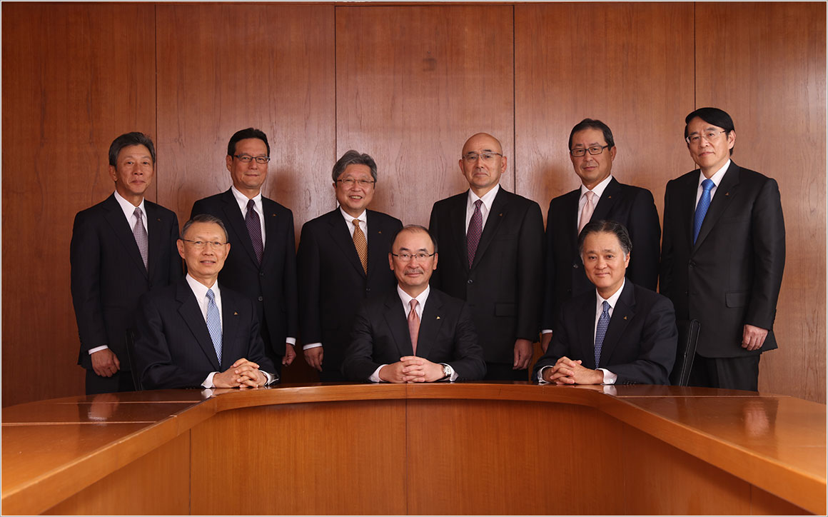 Board of Directors & Executive Officers